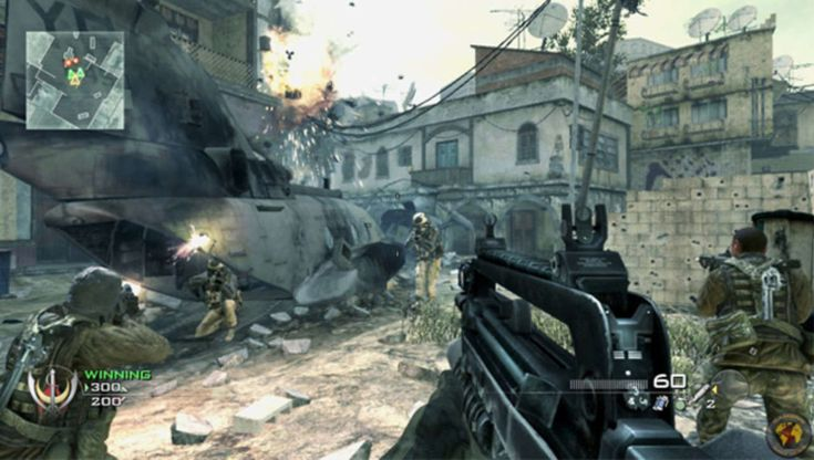 Call Of Duty: Infinite Warfare Will Include Modern Warfare Remaster