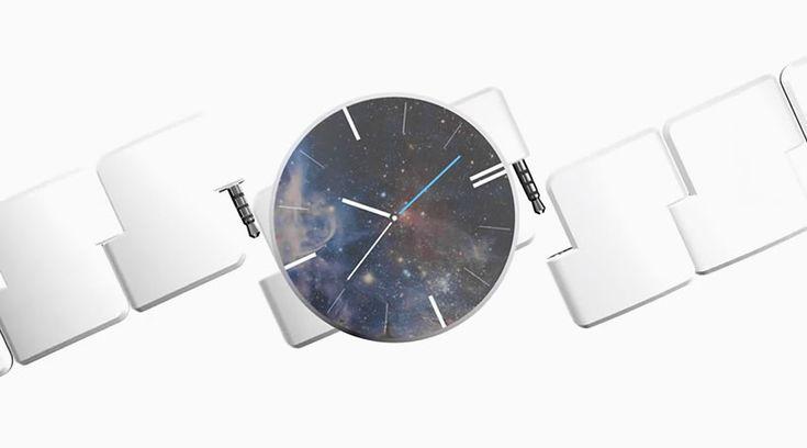 blocks open platform modular smartwatch can be infinitely customized