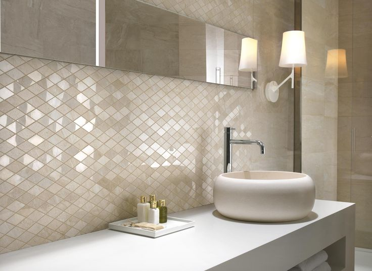 Symphony Collection: Marble effect stoneware tiles | Ragno