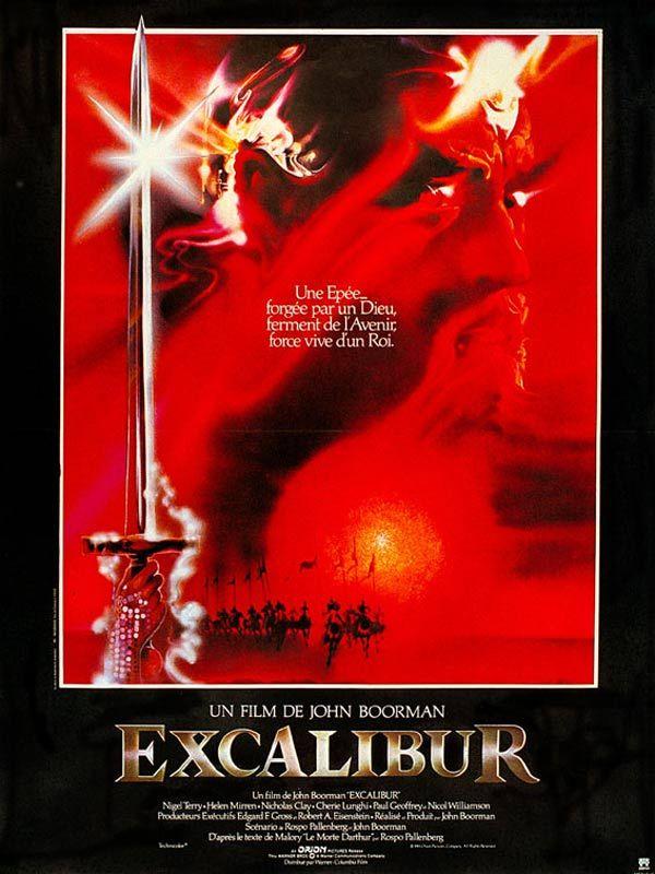 Photo (1 sur 3) du film Excalibur, avec Nigel Terry, Helen Mirren