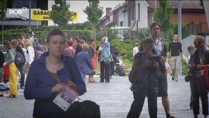 Wat een Weekend: Geefplein Leuven | ROB-tv