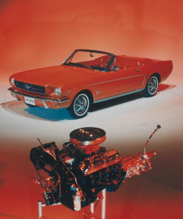 1964 1/2 Ford Mustang Model Profile - These were the first Mustangs to roll off the assembly line. Article pinned from the About Autos site.