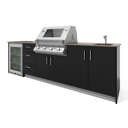 On Deck Kitchens | About The Opulence Collection