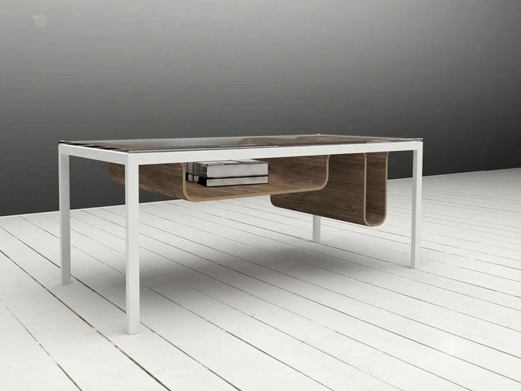 Stolik kawowy Ti projektu Patrycji Kryszczuk - PLN Design