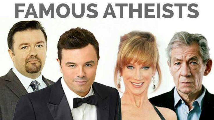 31 Celebrity Atheists - Newser