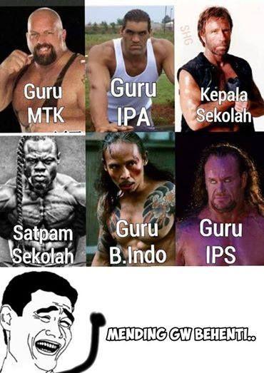 guru ips top seremnya hahaha