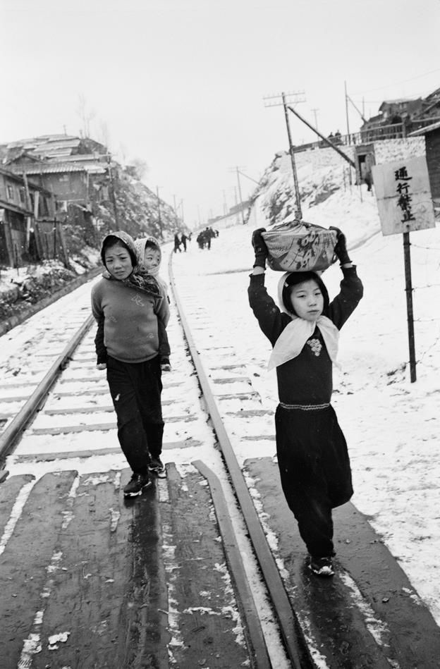 © Han Youngsoo (1933~1999)- Seoul, Korea