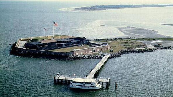 On April 12, 1861, the American Civil War began when Confederate artillery fired on Fort Sumter in Charleston, South Carolina. Explore history at Fort Sumter National Park.
