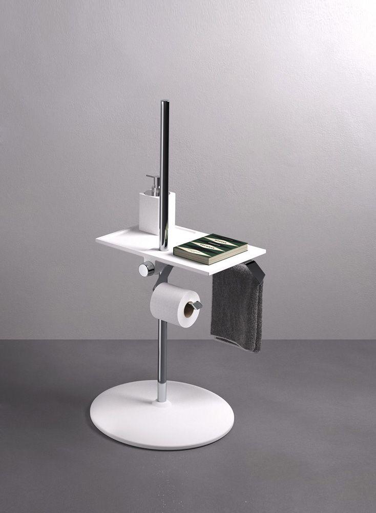 Oltre 1000 idee su mobili da bagno bianco su pinterest - Armadietti per bagno ...