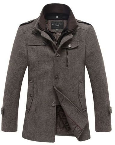 Best 25  Mens wool jacket ideas on Pinterest | Mens winter jackets ...