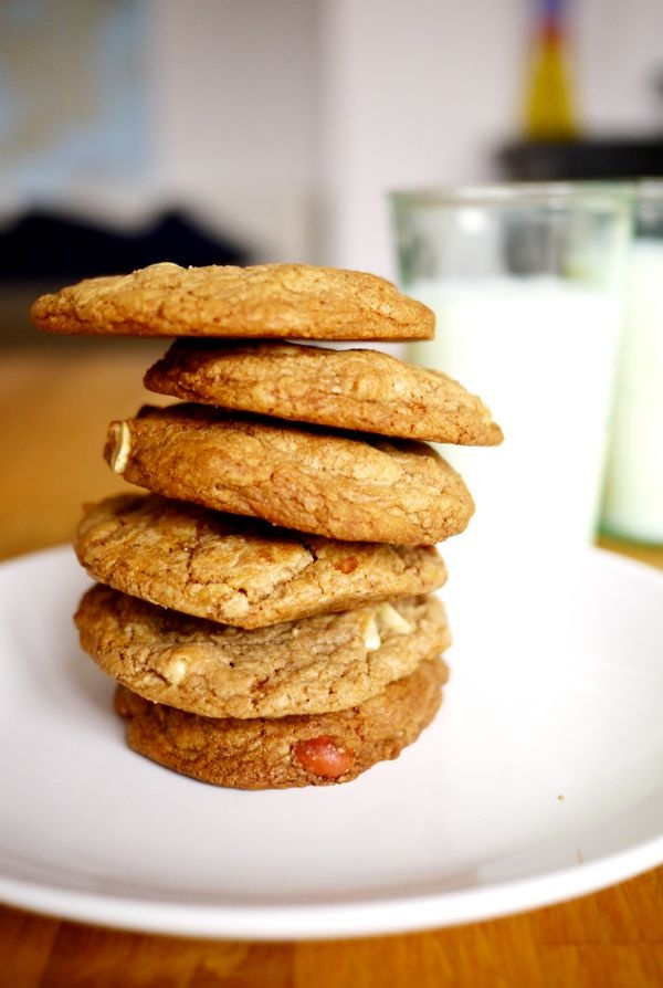 The Londoner: marathon cookies | Favorite Recipes | Pinterest