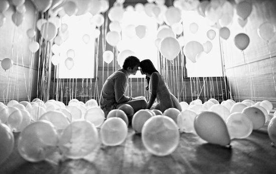 [創意婚禮設計] 各種氣球婚紗攝影及婚禮佈置創意分享 | Mrs. that day 玩美婚禮