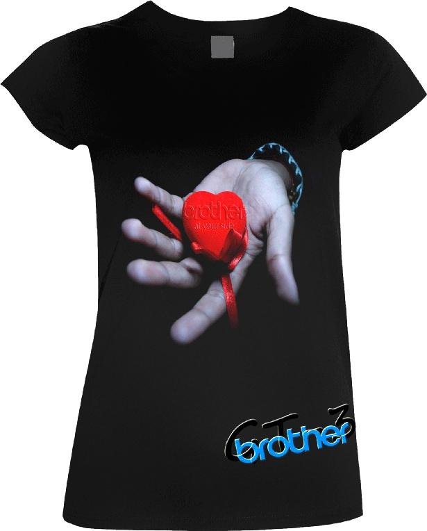 Nové vzory můžeme tisknout s Brother GT3
