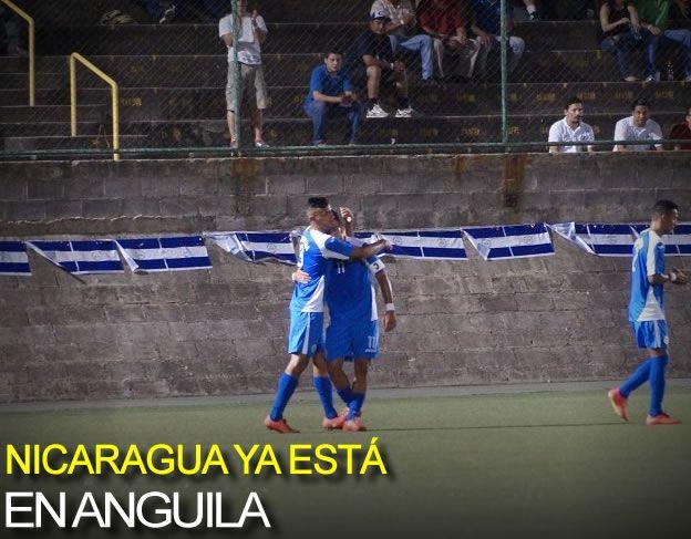 Reporte FutbolNica: Nicaragua Lllega A Anguila