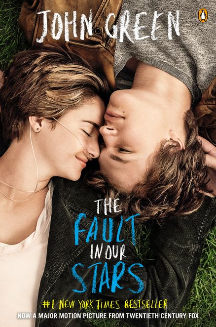 THE FAULT IN OUR STARS by John Green -- Movie tie-in edition