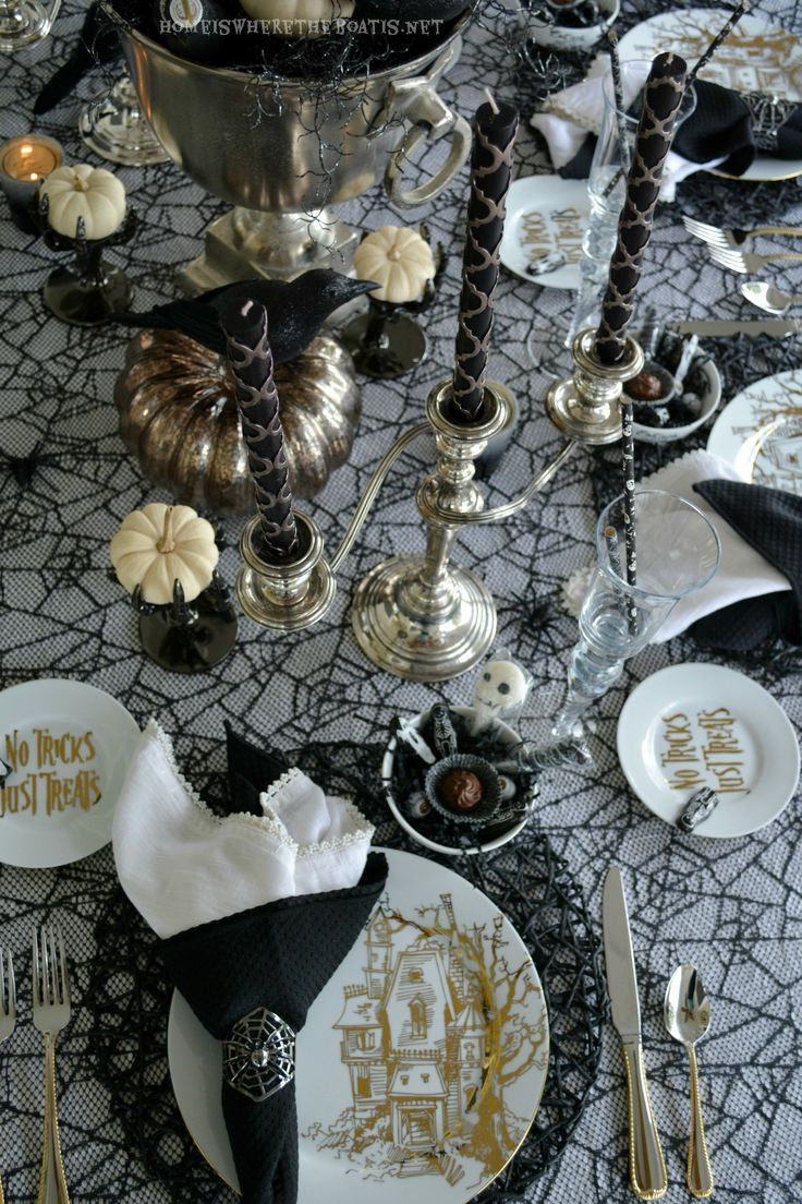 290 best Halloween Dishes and Table Settings images on Pinterest