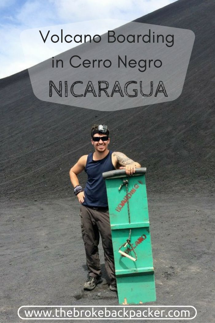 Get a proper feel for the latest backpacker craze; volcano boarding down the slopes of Cerro Negro outside Leon in Nicaragua.