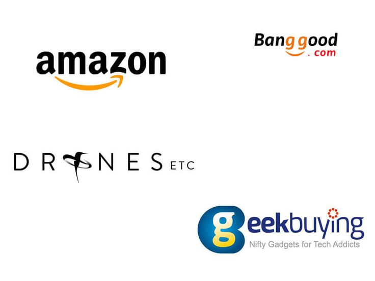 The Best drone stores to buy from If you're a beginner and you don't know where to start from, a list may help you to choose the best drone store. It might also help people find new places to buy drones from. So here's a list with the best drone stores to buy from. Amazon.com  Amazon is one of...
