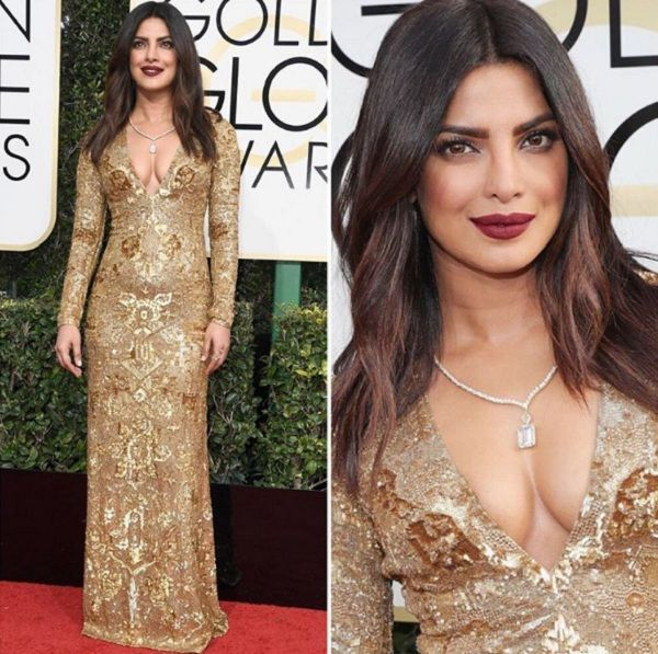 Priyanka Chopra's answer to what she is looking for in a boyfriend will surprise you. #GoldenGlobes #Awards http://www.glamoursaga.com/how-can-a-man-steal-priyanka-chopras-heart/