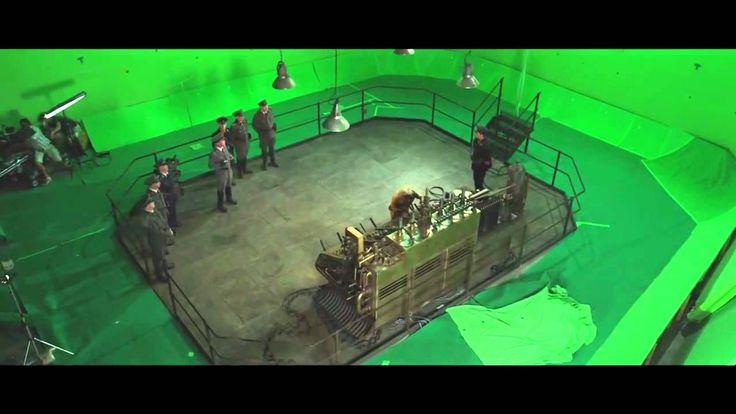 "CGI VFX Making of HD: ""Iron Sky: 800 VFX Shots"""