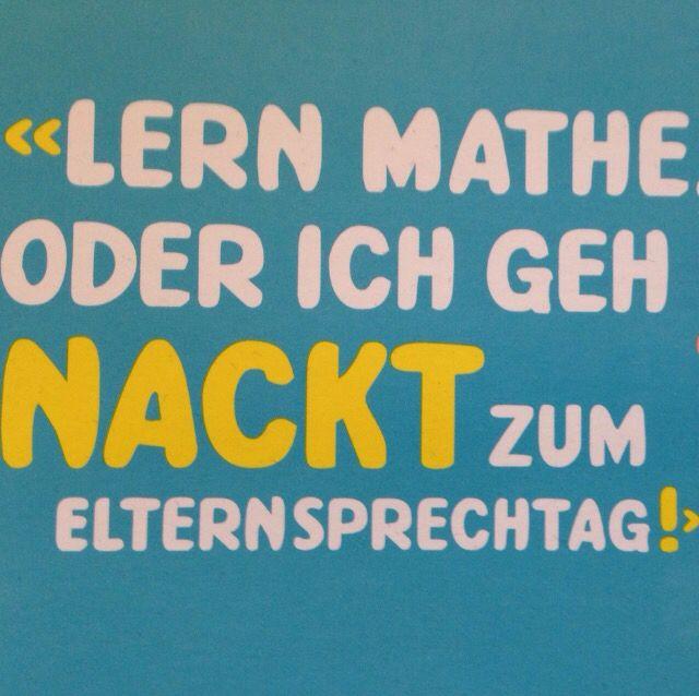 Lern Mathe, oder...