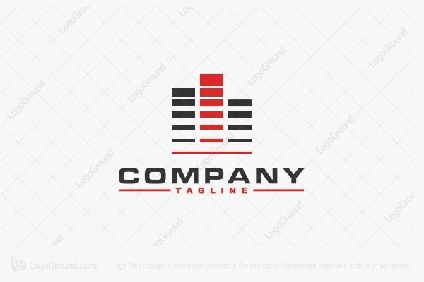 Logo for sale: Equaliser Logo