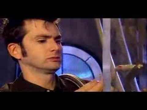 """The way David Tennant says """"Well..."""" (the last few seconds of this clip AMUSED ME!!)"""