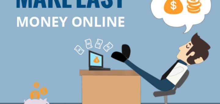 Money Maker Area - Learn how to make money online