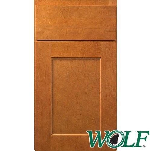 Discount Kitchen Cabinets Houston: 10x10 Wolf Cabinets: Dartmouth Series: Honey