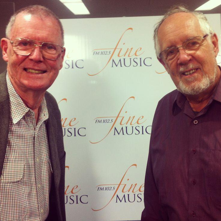 Dr John Carmody and Michael Morton-Evans April 2015