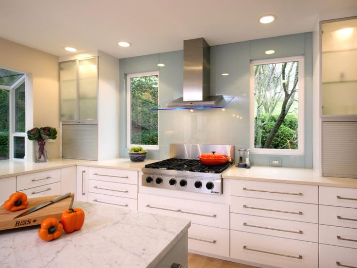 Contemporary Kitchen Design Uk