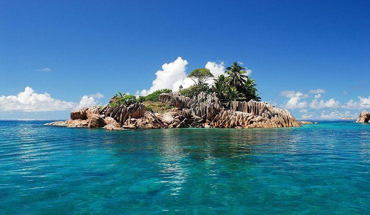 Rüyalarınızı Süsleyecek Tropik Ada Resimleri