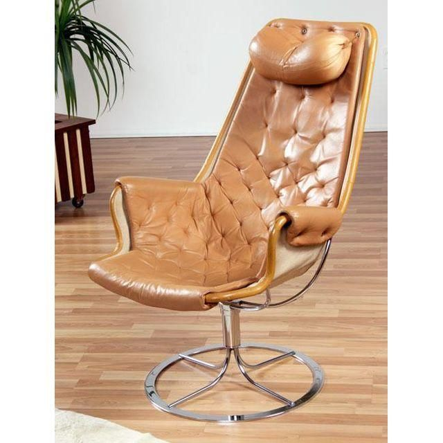 Image of Bruno Mathsson for DUX Mid-Century Jetson Chair