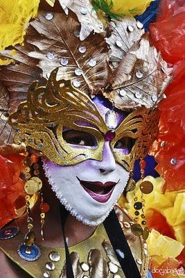 Masskara Festival in Bacolod City Negros Occidental Philippines- The festival is a 20 day Merry Making that  starts every 1st of the month of October.