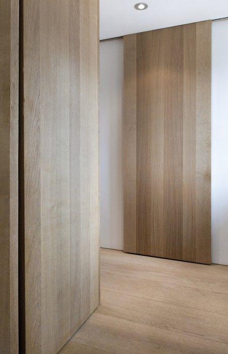 Switzerland Residence - Dinesen- mooie deuren voor schuifwand