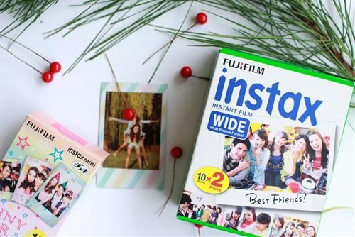 All I want for Xmas is more instax film!