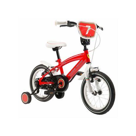 Vehicule pentru copii :: Biciclete si accesorii :: Biciclete :: Bicicleta copii Kidteam Ferrari 12 ATK Bikes