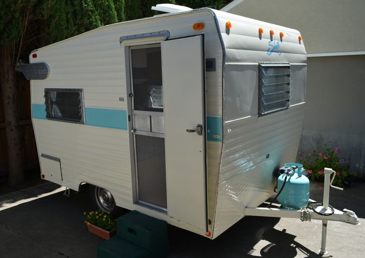Vintage 1969 Shasta Compact for Sale!  A real cutie!