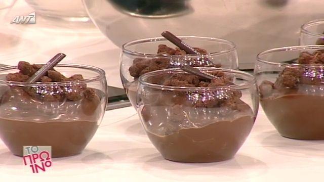 ANT1 WEB TV / Συνταγές | ΕΠΕΙΣΟΔΙΑ ΣΕΙΡΩΝ | Ο Διονύσης Αλέρτας μας φτιάχνει ακόμα μία μοναδική γλυκιά του συνταγή, προφιτερόλ!