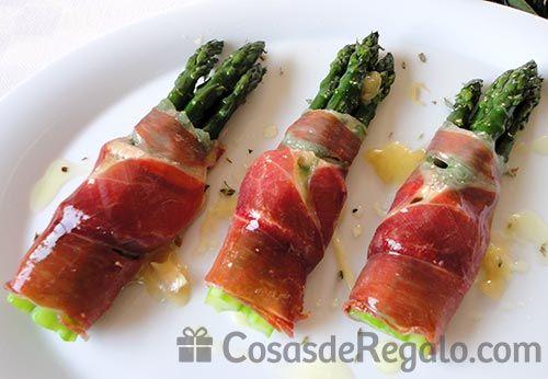 17 best images about ensaladas on pinterest cilantro - Comidas con esparragos ...