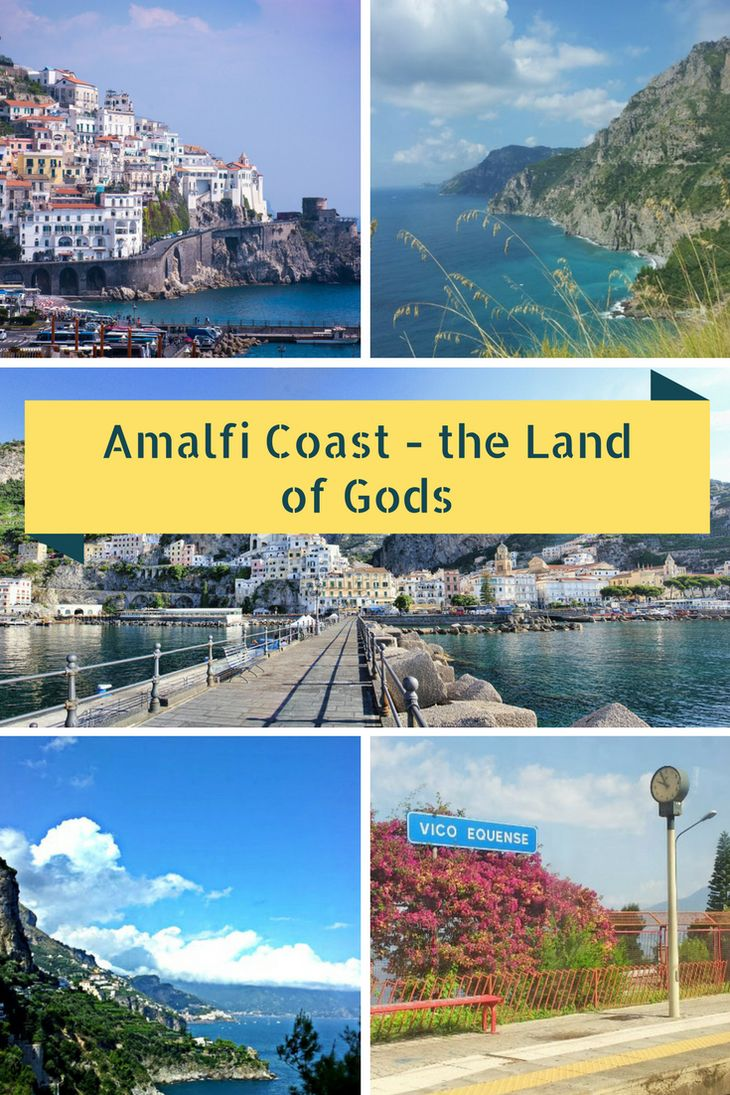 Discovering the amazing Amalfi Coast, tips on getting from Naples to Amalfi