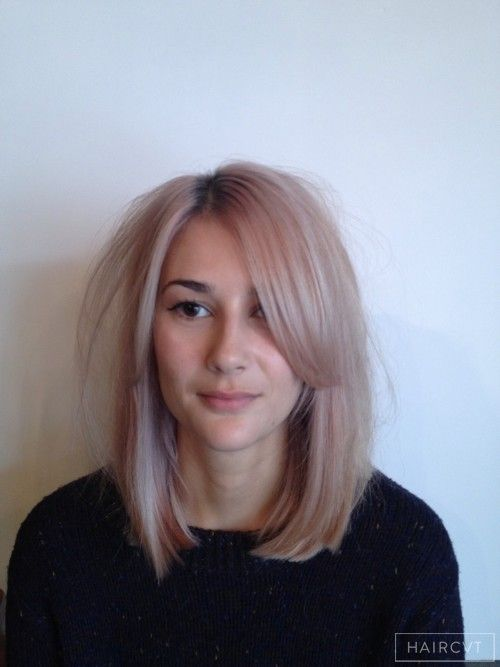 See Serafina Rose Woodward at Gro Hampstead's portfolio of hairstyles | HAIRCVT