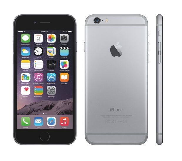 Apple iPhone 6 Plus - 16GB - Space Gray (Unlocked) Smartphone  - USA SELLER FREE DOMESTIC SHIPPING! HASSLE FREE RETURNS! #unlocked #smartphone #gray #space #iphone #plus #apple
