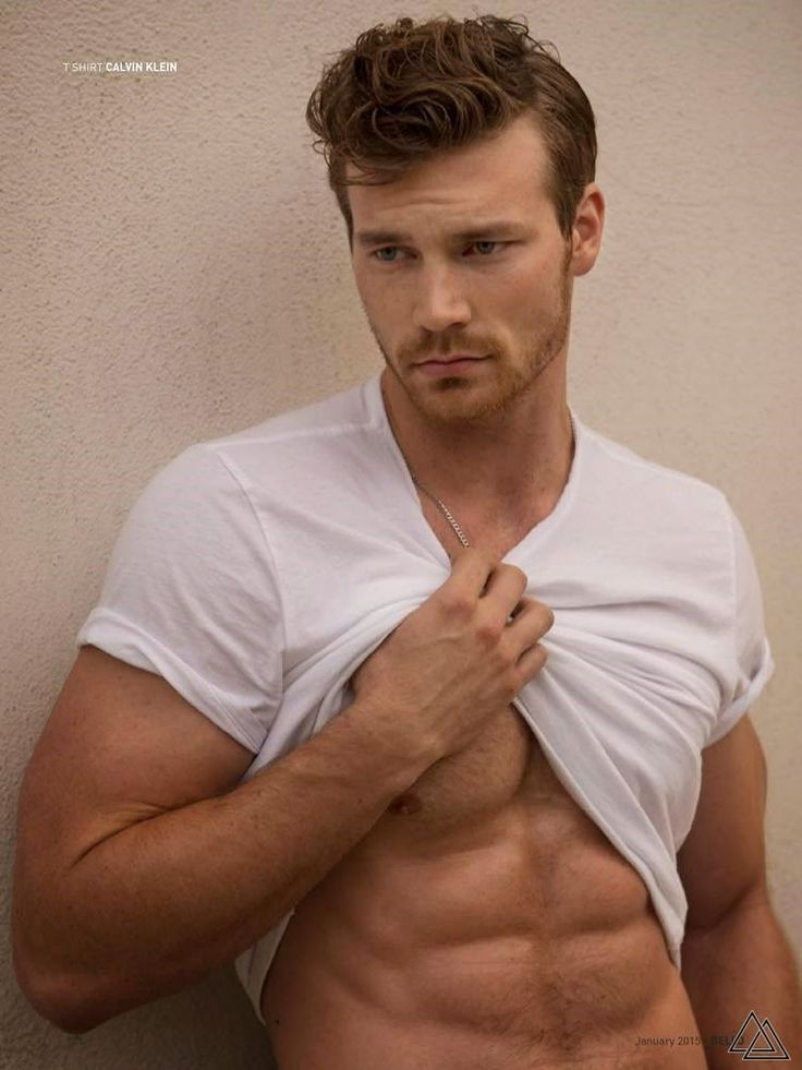 Men's Hairstyle Inspiration | Derek Theler para BELLO Magazine Enero 2015
