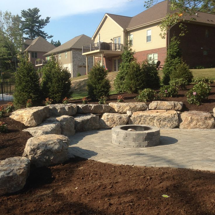 17 Best Images About Fire Pits On Pinterest Black
