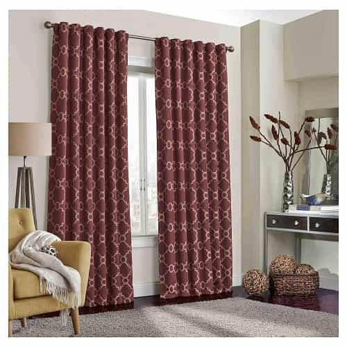 Best 25 Burgundy Curtains Ideas On Pinterest Burgundy Painted Walls Burgundy Walls And