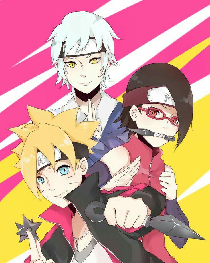 Team Konohamaru    Team 7    Boruto: Naruto Next Generations