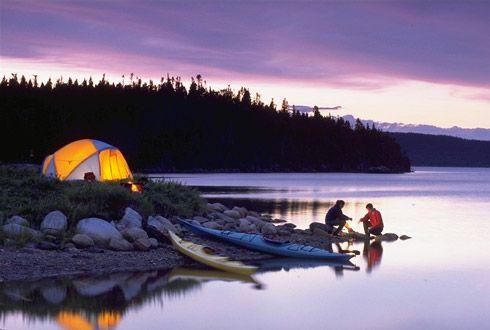 Eco-campeggio: 5 nuovi gadget amici dell'ambiente