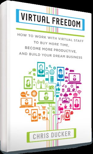 Virtual Freedom: How to Work with Virtual Staff to Buy More Time, Become More Productive, and Build Your Dream Business is the step-by-step guide every entrepreneur needs to build a business with the asset of working with virtual employees. Focusing on business growth, Ducker explains every detail you need to grasp, from figuring out which jobs you should outsource to finding, hiring, training, motivating, and managing virtual assistants.