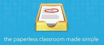 """Showbie er en gratis app, hvor du som lærer kan oprette et virtuelt """"rum"""", som dine elever kan aflevere deres opgaver og præsentation, de har lavet på ipaden i. Det være sig bøger fra Book Creator eller film fra iMovie, som ligger og fylder op på iPaden.   Når du opretter en bruger som lærer, skal du angive en e-mailadresse. Men eleverne skal ikke opgive e-mail, når de opretter en profil."""